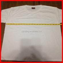 Cotton t shirt low production cost