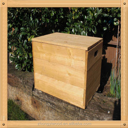 Trade assurance handmade decorative wooden box wholesale