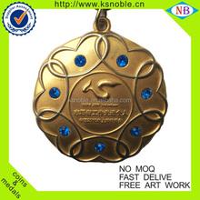 fashion cheap customized eco friendly sport medal