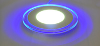 panel led lamp change color-Hot sale 10w Round Square ultra thin led panel light with CE& RoHS