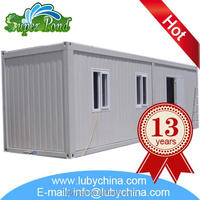 Low price standards prefabricated store for aquaculture