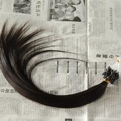Factory Direct Wholesale Hair Extension Micro Rings Easy Loop Hair