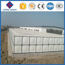 Excellent mechanical and physical properties/grp water tank