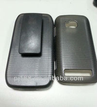 New design Stand Holster Robot Combo Case For Nokia Lumia 710 Super Case