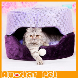 Specialized Princess dog beds Pet Houses Cozy Cave Cat Kennel Products for Animals