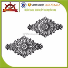 wholesale ornamental iron products, wrought iron stamping parts for gate