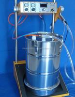 Hand powder coating gun vibrating type (SJ-6) for easy powder color change