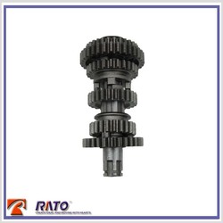 HOT SALE transmission counter shaft for 200cc off road motorcycle