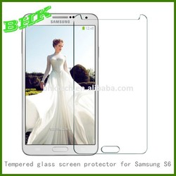 HD waterproof Tempered glass screen protector for Samsung Galaxy S6,anti-scratch explosion proof