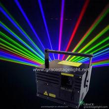 3w rgb animation laser show lighting