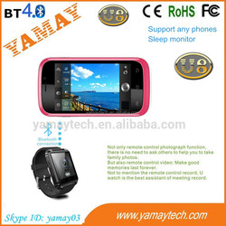 waterproof android watch phone new arrival 1.44 inch smart pocket watch u8 bluetooth watch