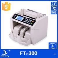 mg ir mt intelligent euro usd bill detector money counter