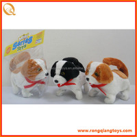 vinyl toys wholesale soft vinyl toys 2014 new toys electric plush dog with light and sound BC4292L323A