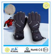 Winddicht beheizte handschuhe für Outdoor-Sportarten