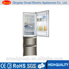 High Quality Three door refrigerator Top freezer Refrigerators Freezers