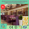 Highly fire proof eco-friendly mineral fiber board ceiling tiles