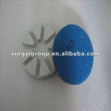 de resina de diamante pulido a mano para almohadillas de pulido en seco