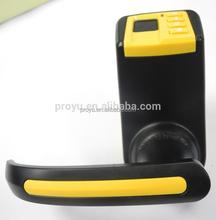 Economic DIY Coloful High Security Fingerprint Door Lock Use in Office or Home