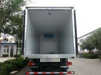 fiberglass truck body kits/aluminum truck body refrigeration unit truck/independent van transport refrigeration unit