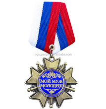 Exclusive Design craft Russian Style Medal, Decorative Badge