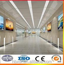 aluminium profile for advertisment border