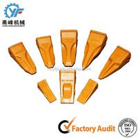 casting excavator bucket teeth types,spare parts