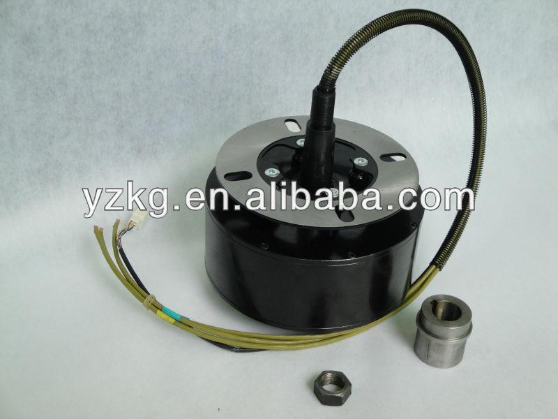 10kw high power brushless hub motor ev motor for High power brushless dc motor