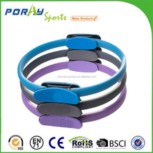 PORAY Body Sport Pilates Ring with Foam Padded Grips