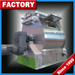 Set up 23 years factory production animal and chicken feed mixing machine