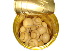 Slice piece and stem p&s all kinds of canned whole button mushroom with factory price