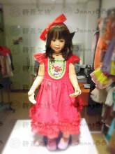 nuevo verano vestido para niña vestido de cumpleaños ropa para niñas China