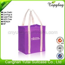 Popular crazy selling pp non woven bag for packaging