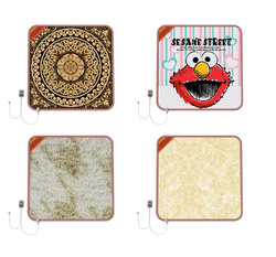 FW518 Hygienical Carbon Crystal Infrared Brand Names of Blanket,Electronic Heated Brand Names of Blanket