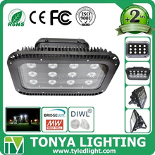 outdoor football court /tennis court 120w/150w/180w led flood light for outdoo Bridgelux chip+Meanwell power supply IP65 CE&RoHS