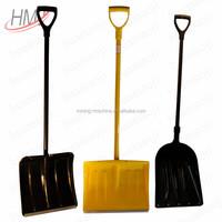 Cheap Wholesale garden tools shovel snow with Handle