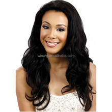 Bobbi Boss Devotions Unprocessed 100% Remi Human Hair Full Lace wig about 22""