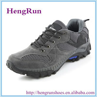 New design big size men fashion casual outdoor sport hiking shoes available stock