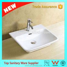 made in china wash face basin ceramic cheap china sanitaryware