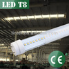 Reasonable price plastics cover T8 g13 led tube CRI>80 2835SMD