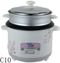Fashion Design Stainless Steel Rice Machine National Rice Cooker