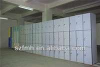 china compact hpl locker system