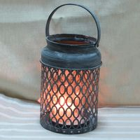 Promotional Eco-Friendly Metal Ring For Candle Holder