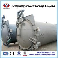 AAC block/brick making machine steam curing machine Steam Autoclave reactor
