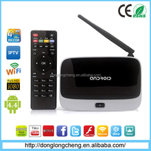 CS918 Android TV BOX Rockchip3188,Quad-core Cor tex A9 1.8GHz Smart TV box