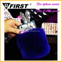 2014 wholesale Fashion Luxury design Bling Bling crystal mobile rhinestone phone case for iphone