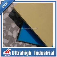 AYUH fire retardant uhmw pe plastic plates and rods color