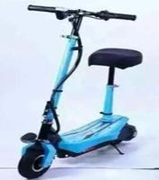 2 wheel portable smart ride electric scooter