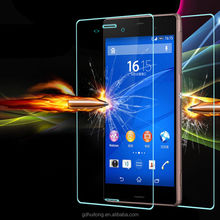 2.5D 0.15mm/0.20mm Tempered Glass screen protector for Sony Z4V/E4G/4C