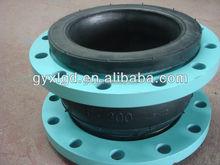 Single sphere High temperature resistant EPDM flexible rubber joint