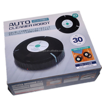 Random Smart Cleaner Robot Mop Automatic Dust Cleaner AUTO CLEANER ROBOT Japan sweeping robot toy automatic sweep 002936